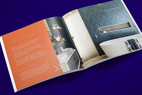 Brochure Design inner pages
